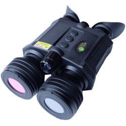 Luna Optics Digital G3 Day & Night Vision Binocular, 6-36x50mm, Digital, Built-In IR Illuminator, 400m Maximum Range, Black