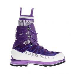 Mammut Nordwand Knit High GTX Mountaineering Boots - Women's, Dark Dawn/Soft White, 8.5 US