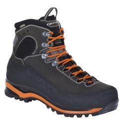 Aku Superalp GTX Backpacking Boot - Men's, Anthracite/Orange, Medium, 9.5 US, 150064