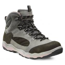 ECCO Ulterra Mid GTX Hiking Boot - Women's-Shadow/Woodrose-Medium-41
