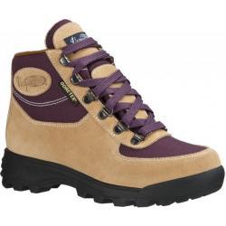 Vasque Skywalk GTX Backpacking Boot - Women's-Desert Sand/Plum-Medium-6