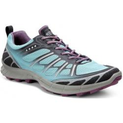 ECCO Biom Trail FL Hiking Shoe - Women's-Black/Aquatic/Grape-Medium-36
