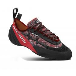 Mad Rock Pulse Negative Climbing Shoe - Men's-Red-7 US