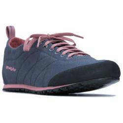 Evolv Cruzer Psyche Approach Shoe - Women's, Birch Stripe, Medium, 7, 378267