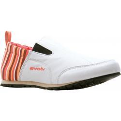 Evolv Cruzer Slip-On Approach Shoe - Women's-Birch Stripe-Medium-7