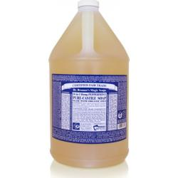 Dr. Bronners Organic Liquid Soap, Gallon 889601