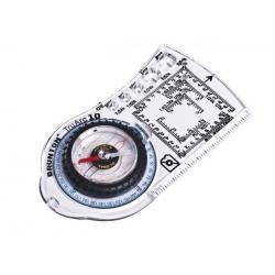 Brunton TRUARC Baseplate Compass w/ Global Needle TruArc3, Met./Std. Scales, 2.5in.x3.5in.x0.5in.