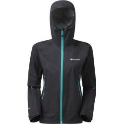 Montane Atomic Jacket - Women's-Black/Siberian Green-8