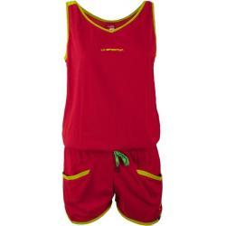 La Sportiva Flash Jumper - Women's-Coral/Sulphur-Small