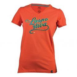 La Sportiva La Sportiva Laspodiva T-Shirt - Women's-Coral-Large