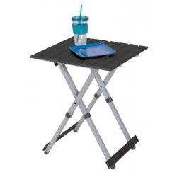 GCI Outdoor Compact Camp Table 20-Black/Chrome