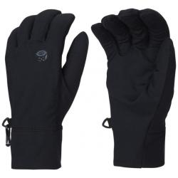Mountain Hardwear Butter Glove - Men's-Black-Small