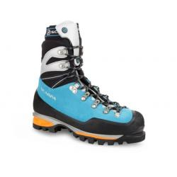 Scarpa Mont Blanc Pro GTX Mountaineering Boot - Women's, Turquoise, 37