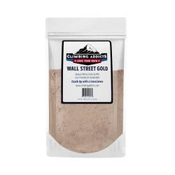 Climbing Addicts Wall Street Gold Biodegradable Ultimate Colored Climbing Chalk, 200 g