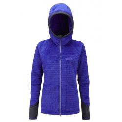 Shed, Rab Womens Catalyst Jacket, Olympian Blue/ Beluga, 12, QFA-81-OL-12-DEMO