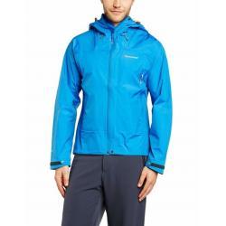 Montane Atomic Jacket - Men's-Shadow/Zanskar Blue-X-Large
