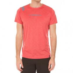La Sportiva TX Top T-Shirt - Men's, Cardinal Red, Large