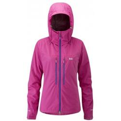 Shed, Rab Womens Vapour Rise Lite Alpine, Peony, 12, QVR-35-PE-12-DEMO