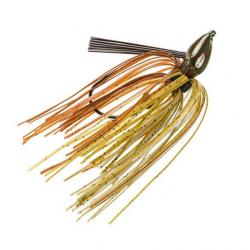 Strike King Lure Co. DB Baby Strucuture Jig 3/8oz,GRN Pumpkin