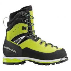 Lowa Weisshorn GTX Mountaineering Boot - Men's, Lime/Black, 8, Medium