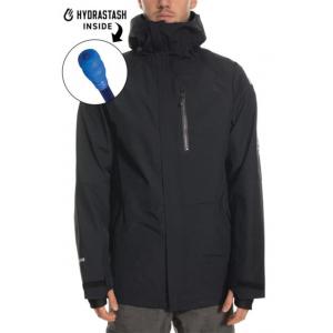 Salomon Whitezone Hardshell Jacket Men surf night sky