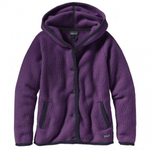 shearling fleece hooded cardigan - women's- Save 43% Off - Shop Patagonia Shearling Fleece Hooded Cardigan - Women's-23105-PANP-L with 5 Star Rating on 1 Review for  + Free Shipping over $49.