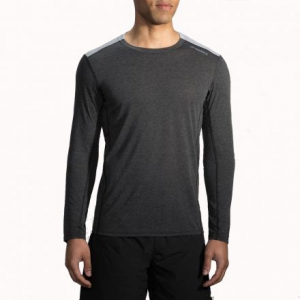 distance long sleeve running shirt - men's- Save 27% Off - Shop Brooks Distance Long Sleeve Running Shirt - Men's-211051084.025, 211051084.030 with Be The First To Review  + Free Shipping over $49.