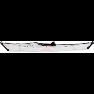 oru kayak bay st, white/orange, 12 feet- Save 15% Off - Oru Kayak Kayaks Bay ST White/Orange 12 Feet OKY101ORAST. We've thoroughly updated the design for 2017 making it even easier to assemble more comfortable to use and more graceful than ever. It's stable enough for beginners while the length and contouring make it fast and sporty for expert kayakers. There's plenty of room to stash gear for day trips and short camping excursions. Best of all transforming it from box to boat takes just a few minutes.