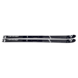 fischer verticalp skis-161- Save 17% Off - Fischer Backcountry Skiing Verticalp -161 A23016161. This ski utilizes specially developed patented technology designed for the Nordic sector's extreme weight-reduction targets; the new carbon structure offers an even better balance of flex and torsion. These enhanced looks and a considerable reduction in weight compared to existing carbon structures allow you to see and feel the difference on the mountain. Aeroshape construction creates a streamlined surface form resulting in energy efficiency: snow resistance is reduced in the climb and the ski glides with less resistance in the downhill. The mass (and thus ski's center of gravity) is concentrated centrally around the longitudinal axis allowing for better longitudinal stability and balance while climbing and smoother skiing on the downhill run.