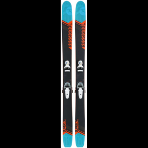 rossignol super 7 hd ski-164- Save 21% Off - Rossignol Backcountry Skiing Super 7 HD Ski-164 ros0096164. Updated to deliver more edge grip stability dampness and drive the new SUPER 7 HD provides the same instinctive versatility and ease-of-use proven to make powder skiing easier more natural and more fun while delivering groundbreaking high-definition energy mobility and strength due to our new unique carbon and basalt weave. Combined with our patented Air Tip technology; Powder Turn Rocker profile; lightweight paulownia wood core construction; and 116mm waist width the new Super 7 HD offers effortless floatation steering and speed control in the deepest powder you can find. No matter where the snow takes you whether resort-based or backcountry bound the future of freeride is here. 90percent Powder / 10percent All-Mountain