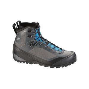 arc'teryx bora2 mid gtx hiking boot, light graphite/big surf, 7 us- Save 45% Off - Arc'teryx Footwear Bora2 Mid GTX Hiking Boot Light Graphite/Big Surf 7 US 236670.