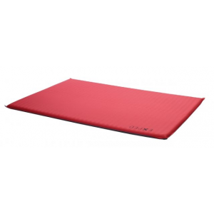 exped sim comfort duo 7.5 sleeping pad-ruby red- Save 26% Off - Exped Base Camping Pads SIM Comfort Duo 7.5 Sleeping Pad-Ruby Red 7640147769700. 5 Sleeping Pad is a double width extra comfort mat for couples. It can also be folded in half and secured with the hook and loops strips along the edges for use as an extra thick single mat. The hook and loop can also be used to fix multiple mats to each other.