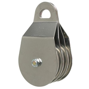 cmi 4'' triple pulley - bearing- Save 25% Off - CMI Big Wall & Protection 4'' Triple Pulley - Bearing RP135.