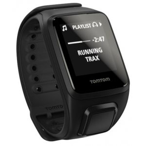 tomtom spark cardio/music/gps/fitness watch-black-large- Save 20% Off - TomTom Camp & Hike Spark Cardio/Music/GPS/Fitness Watch-Black-Large 1RFM00201. The TomTom Spark Cardio + Music GPS Fitness Watch now offers a larger and enhanced screen as well as a variety of colors and strap options. Train to the tune of 500 songs and the beat of your heart. Capture your steps active minutes and calories burned. Every step counts. Track your heart rate with the built-in heart rate monitor. No chest strap needed. Switch mode to mix up your training whether it's running biking the gym swimming or the treadmill. Challenge yourself to a daily or weekly target with regard to steps calories distance or active time. Set your goal and track your progress.
