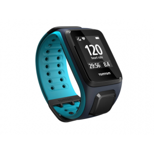 tomtom spark cardio/music/gps/fitness watch-sky captain-scuba blue-large- Save 15% Off - TomTom Camp & Hike Spark Cardio/Music/GPS/Fitness Watch-Sky Captain-Scuba Blue-Large 1RFM00207. The TomTom Spark Cardio + Music GPS Fitness Watch now offers a larger and enhanced screen as well as a variety of colors and strap options. Train to the tune of 500 songs and the beat of your heart. Capture your steps active minutes and calories burned. Every step counts. Track your heart rate with the built-in heart rate monitor. No chest strap needed. Switch mode to mix up your training whether it's running biking the gym swimming or the treadmill. Challenge yourself to a daily or weekly target with regard to steps calories distance or active time. Set your goal and track your progress.