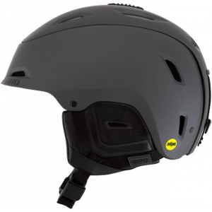 giro range mips snow helmet-matte titanium-small- Save 33% Off - Giro Snow Gear Range Mips Helmet-Matte Titanium-Small 768687000000. The revolutionary new helmet design utilizes a 2-piece shell and truly integrated fit system to create an adaptive fit helmet with Conform Fit Technology that literally forms to every rider's head shape by expanding and contracting wit the turn of a dial. The Range's durable yet semi-flexible construction wraps around the head to provide the lowest-profile fit they've ever created and unsurpassed custom fit and comfort. Premium performance and functional features like MIPS Technology Adjustable Venting an integrated GoPro camera mount and Fidlock Magnetic buckle closure complete this cutting edge design.