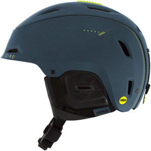 giro range mips snow helmet-matte turbulence/lime-small- Save 33% Off - Giro Snow Gear Range Mips Helmet-Matte Turbulence/Lime-Small 768687000000. The revolutionary new helmet design utilizes a 2-piece shell and truly integrated fit system to create an adaptive fit helmet with Conform Fit Technology that literally forms to every rider's head shape by expanding and contracting wit the turn of a dial. The Range's durable yet semi-flexible construction wraps around the head to provide the lowest-profile fit they've ever created and unsurpassed custom fit and comfort. Premium performance and functional features like MIPS Technology Adjustable Venting an integrated GoPro camera mount and Fidlock Magnetic buckle closure complete this cutting edge design.