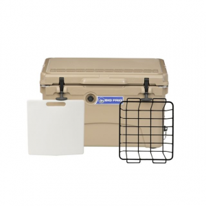 big frig denali 45 qt. cooler bundle - sand- Save 10% Off - Big Frig Camp & Hike Denali 45 qt. Cooler Bundle - Sand BFDB45SD.