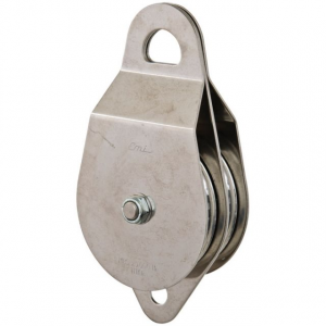 cmi 4 inch dual pulley ss bearing- Save 25% Off -