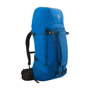 black diamond mission 50 pack -small-cobalt- Save 26% Off - Black Diamond Climb Mission 50 Pack -Small-Cobalt bld0595SmallCobalt. The Mission's reACTIV XP suspension allows the pack to move with you while stabilizing big loads on the approach. The pack's 50-liter capacity swallows your ropes rack layers and other essentials while the ice-tool PickPockets and exterior crampon pouch secure your sharp things. The Mission 50's padded hipbelt is also removable for streamlining on alpine routes.