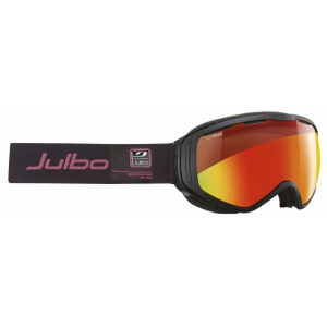 julbo titan ski goggles,black,snow tiger lenses w/multilayer fire flash, xl- Save 28% Off - Julbo Goggles Titan Ski Black Tiger Lenses w/Multilayer Fire Flash XL 74173145. It boasts an ultra-comfortable XXL frame and a maximised field of view that's ultra-clear and precise thanks to a photochromic technology taken to the limit by Julbo. With its slender frame and fluid design perfectly suited to wearing a helmet it's sure to become a classic