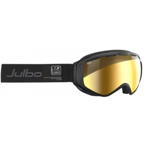 julbo titan ski goggles,black,zebra lenses w/gold flash, xl- Save 25% Off - Julbo Goggles Titan Ski Blackzebra Lenses w/Gold Flash XL J74131145. It boasts an ultra-comfortable XXL frame and a maximised field of view that's ultra-clear and precise thanks to a photochromic technology taken to the limit by Julbo. With its slender frame and fluid design perfectly suited to wearing a helmet it's sure to become a classic