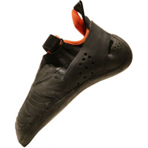 butora narsha climbing shoe-orange-wide-7- Save 20% Off - Butora Footwear Narsha ing Shoe-Orange-Wide-7 ButoraNarshaOrangeWide7. Seamlessly blending comfort and performance the Narsha provides great traction with its NEO Friction Rubber construction and new unique heel and rand system that stretches four ways for a perfect fit around your heel. This is the top of the line performance climbing shoe from Butora.