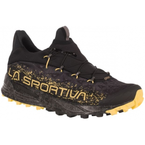 b511f82de La Sportiva Tempesta GTX Trail Running Shoe - Men's-Black/Butter-Medium-8