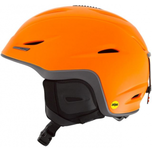 giro union mips snow helmet-matte flame orange/titanium-small- Save 33% Off - Giro Snow Gear Union Mips Helmet-Matte Flame Orange/Titanium-Small 768687000000. In-Mold Construction and adjustable venting create a lighter cooler helmet making Union MIPS ideal for both ascending and descending the slopes. Go the distance in comfort with XT2 anti-odor protection and the adjustable In Form Fit System. And rest easy knowing that the Multi-directional Impact Protection System (MIPS) can provide more protection in certain impacts.