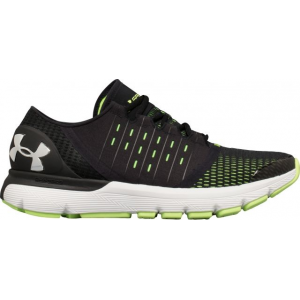 under armour speedform europa road running shoe - men's-black/quirky lime-medium-7- Save 20% Off - Under Armour Footwear Speedform Europa Road Ning Shoe - Men's-Black/Quirky Lime-Medium-7. Innovative UA SpeedForm construction molds to the foot for a precision fit eliminating all distraction on training runs.