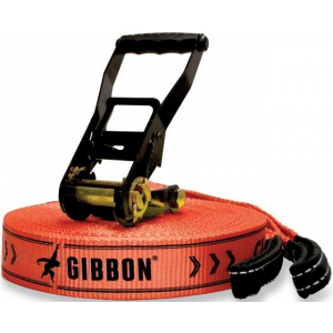 gibbon classicline slackline-82 ft-red- Save 14% Off - Gibbon Bouldering & Training Classicline Slackline-82 ft-Red 449690. Easy to handle and durable two good reasons for its success. It is ideal for the use in sports gyms and any training environment