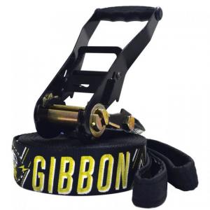 gibbon jibline 15 m / 49 ft slackline- Save 10% Off - Gibbon Camp & Hike Jibline 15 m / 49 ft Slackline 449675. The print adds additional grip when performing dynamic moves.