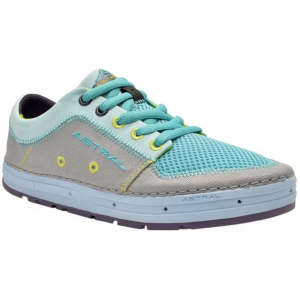 astral brewess watersport shoe - women's-gray/turquoise-medium-11- Save 25% Off - Astral Footwear Brewess Watersport Shoe - Women's-Gray/Turquoise-Medium-11 6BSWGT11. With a Balanced Geometry midsole that securely cradles your foot providing stable navigation through unpredictable rocky terrain. Technical performance and classic style are blended perfectly to bring you the shoe whitewater kayaker's have been waiting for.