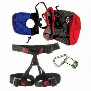 abc guide climbing package- Save 29% Off - Advanced Base Camp Climb ABC Guide ing Package 448356. Contents include an ABC Guide Harness a decelerator with an HMS Carabiner and a chalk bag and chalk ball all in an easy to carry mesh storage sack.